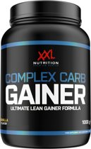 Complex Carb Gainer - 2500 gram - Aardbei