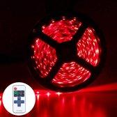 YWXLLight dimbare Light Strip Kit  SMD 2835 5m LED lint  waterdicht voor indoor  11key afstandsbediening LED strip lamp 300LEDs U.S. plug