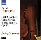 Popper: High School Of Cello