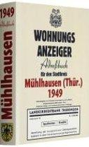 Adressbuch für Mühlhausen in Thüringen 1949