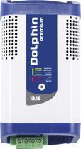 Dolphin Premium 12V 15A Acculader