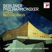 Berliner Philharmoniker: Great Recordings