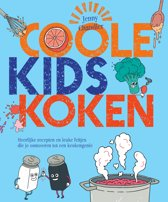 Boek cover Coole kids koken van Jenny Chandler