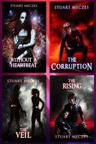 Hasea Chronicles Compilation (Books II, III, IV and 0)