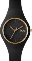 Ice-Watch ICE-Glam Black Unisex ICE.GL.BK.S.S.14 - Horloge - Zwart-  36 mm