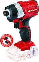 EINHELL Accu Slagschroefmachine TE-CI 18 Li BL Solo - Power-X-Change - Koolborstelloos - 18 V - 180 Nm - Zonder accu & lader