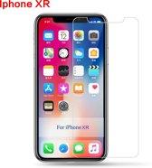 iPhone Glazen screenprotector iphone XR apple tempered glass | Gehard glas Screen beschermende Glas Cover Film