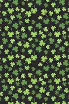 St. Patrick's Day Pattern - Green Luck 07