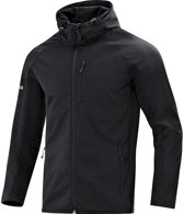 Jako Light Softshell Jas - Softshelljassen  - zwart - M