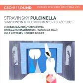 Pulcinella: Symphony In 3