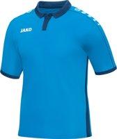 Jako - Jersey Derby S/S - JAKO blauw/marine - Maat XXL