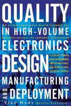 Quality in High-Volume Electronics Design