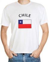 Chili t-shirt met vlag 2xl