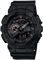 Casio G-Shock horloge Style Mission Black GA-110MB-1AER - Horloge - 52 mm - Kunststof - Zwart