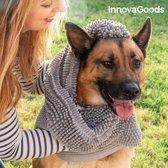 InnovaGoods Ultra-Absorberende Handdoek voor huisdieren