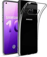 Samsung Galaxy S10e hoesje - Soft TPU case - transparant
