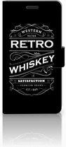 Samsung Galaxy A7 2015 Boekhoesje Design Whiskey
