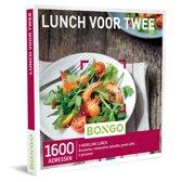 Bongo Bon Nederland - Lunch voor Twee Cadeaubon - Cadeaukaart cadeau voor man of vrouw | 1600 lunchadressen: brasseries, restaurants, eetcafés, grand cafés en meer