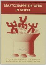Maatschappelijk werk in model