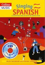 Singing Languages - Singing Spanish (Book + CD)