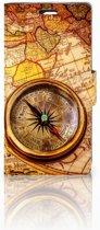 LG Spirit Leuk Hoesje Kompas