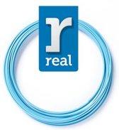 10m High-quality PLA 3D-pen Filament van Real Filament kleur licht blauw