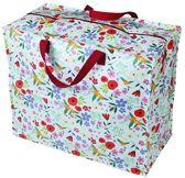 Rexinter Summer Meadow - Shopper/Opbergtas - Rood/Wit