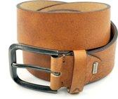 Alberto Heren Jeans riem 4222 - Cognac - 85 cm