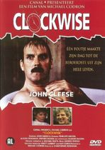 DVD cover van Clockwise