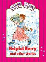 New Way Violet Level Platform Book - Helpful Harry and Other Stories