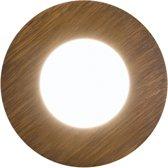 EGLO Margo - Buitenverlichting - Grondinbouwlamp - 1 Lichts - Koperkleurig - Wit