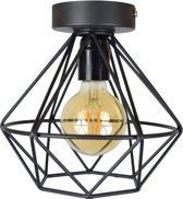 Urban Interiors - Wire - Plafondlamp - Ø22cm. - vintage black
