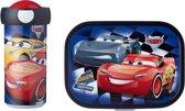 Mepal Campus Lunchset - Schoolbeker en Lunchbox - Cars