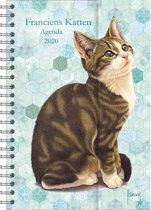 Spiraalagenda 2020 Franciens katten (luxe) 'Lotje'