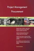 Project Management Procurement a Complete Guide - 2020 Edition