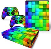 Cubes - Xbox One X skin