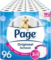 Page Origineel Schoon Wc Papier - 96-rol