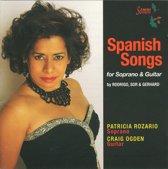 Spanish Songs For Soprano & Guitar