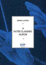 A Satie Clarinet Album