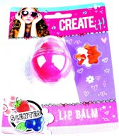 Create It! Charms Lippenbalsem Fruit Roze