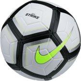 Nike Voetbal Strike - zwart/zilver/geel