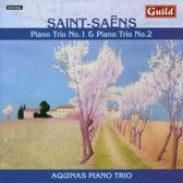 Saint-Saens - Piano Trios No. 1 & 2