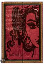 Paperblanks Amy Winehouse Tears Dry Mini Unlined Journal