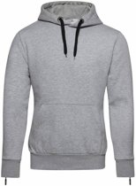 Moscow Hoodie Grey/Grey