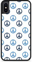 iPhone Xs Hardcase hoesje Peace