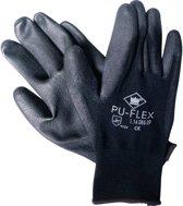 Werkhandschoenen PU Flex - Zwart