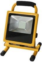 Hofftech Accu Li-ion / Oplaadbare Led Bouwlamp 20 Watt Daglicht