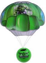 Marvel Parachute Avengers Hulk 54 Cm Groen