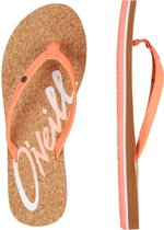 O'Neill Slippers Logo cork - Neon Peach - 39