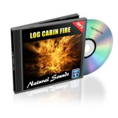 Log Cabin Fire - Relaxation Music and Sounds